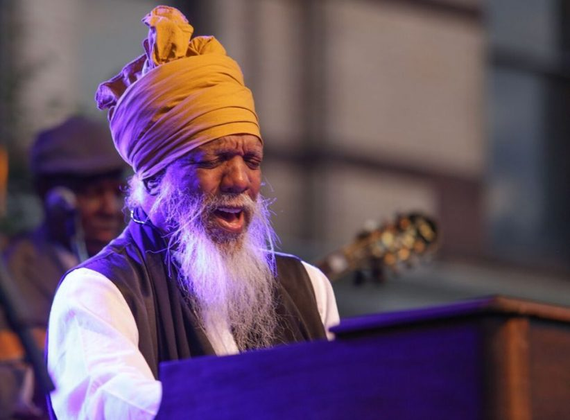 Dr. Lonnie Smith, Springfield Jazz & Roots Festival 2015