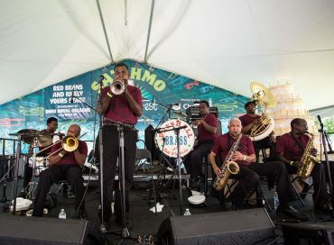 Review: Satchmo Summerfest '15