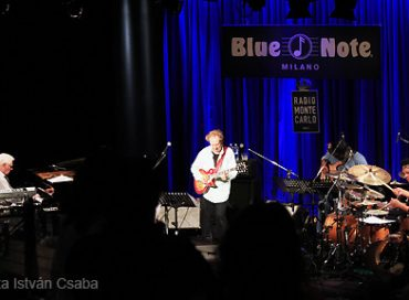 Photos: Lee Ritenour and Dave Grusin in Milan, Italy