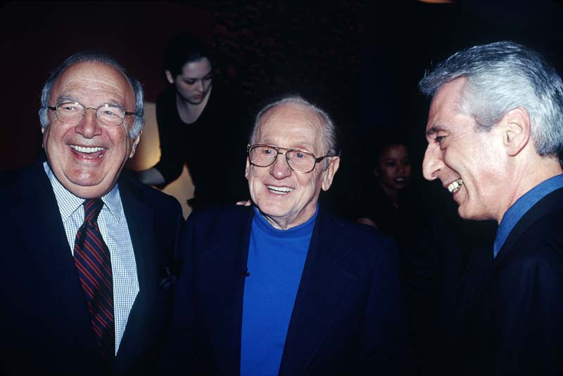 Les Paul, Bucky Pizzarelli, and Pat Martino 2003