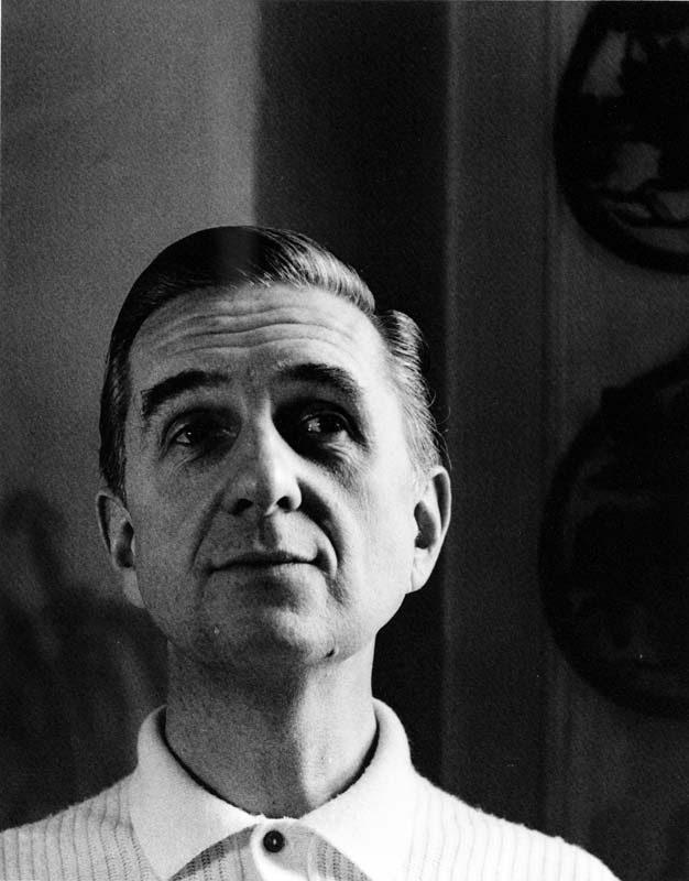 Gil Evans, circa 1960