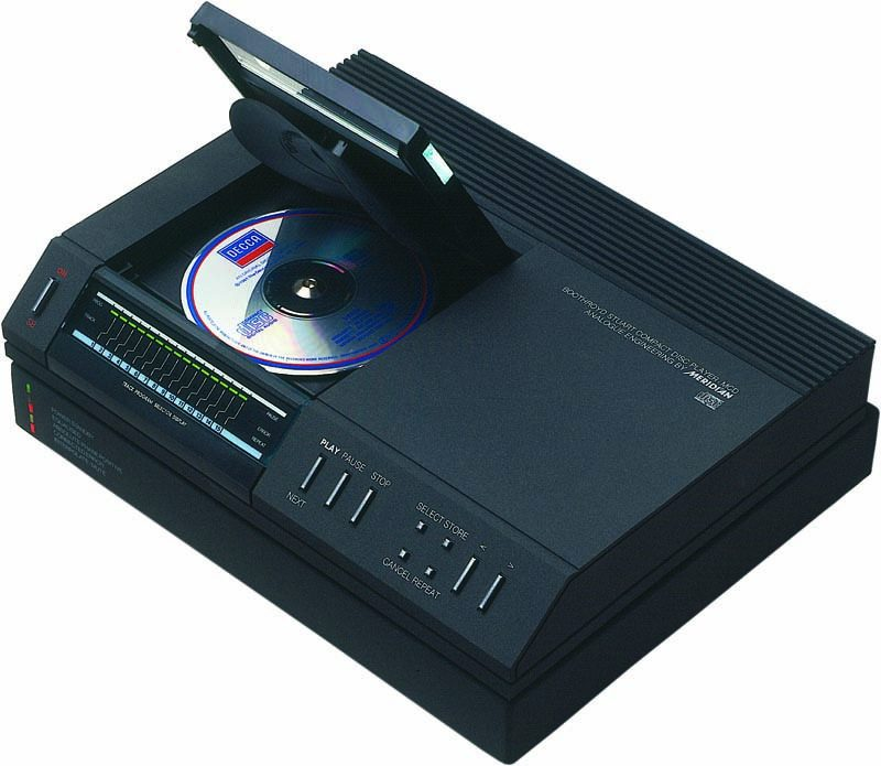 Meridian MCD CD player