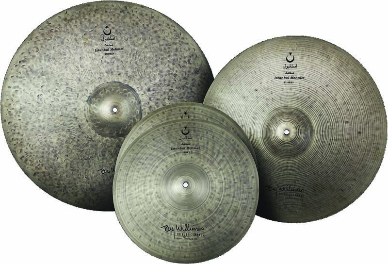 Istanbul Mehmet Tony Williams Tribute Cymbals