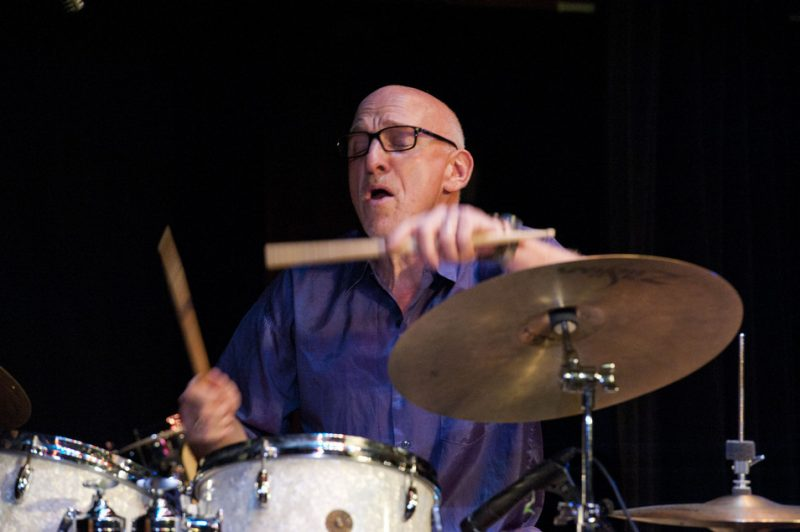 Adam Nussbaum, Hudson Valley Jazz Festival 2015