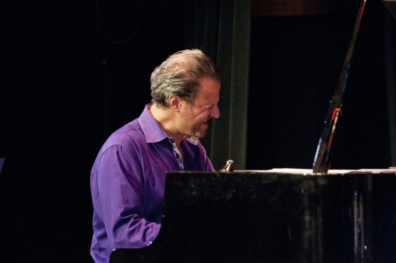 Andy Ezrin, Hudson Valley Jazz Festival 2015