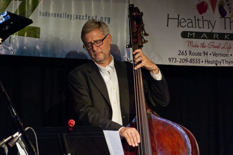 David Finck, Hudson Valley Jazz Festival, 2015