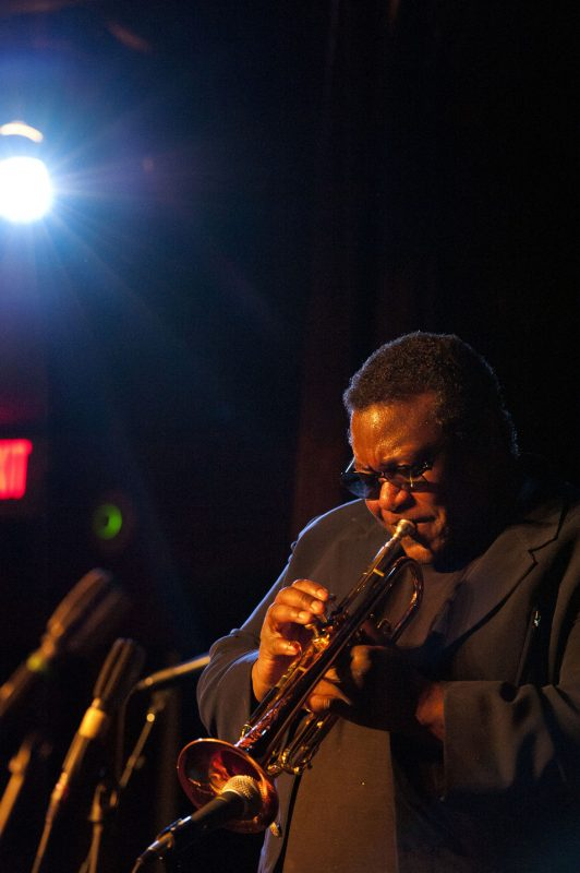 Wallace Roney, Hudson Valley Jazz Festival 2015