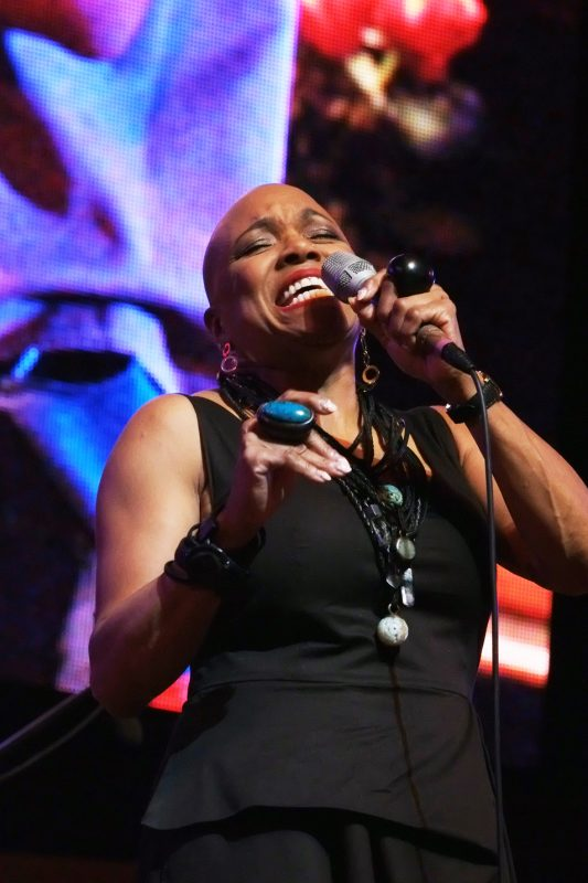 Dee Dee Bridgewater, Chicago Jazz Festival, 2015