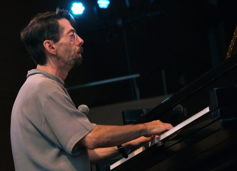 Fred Hersch, Chicago Jazz Festival, 2015