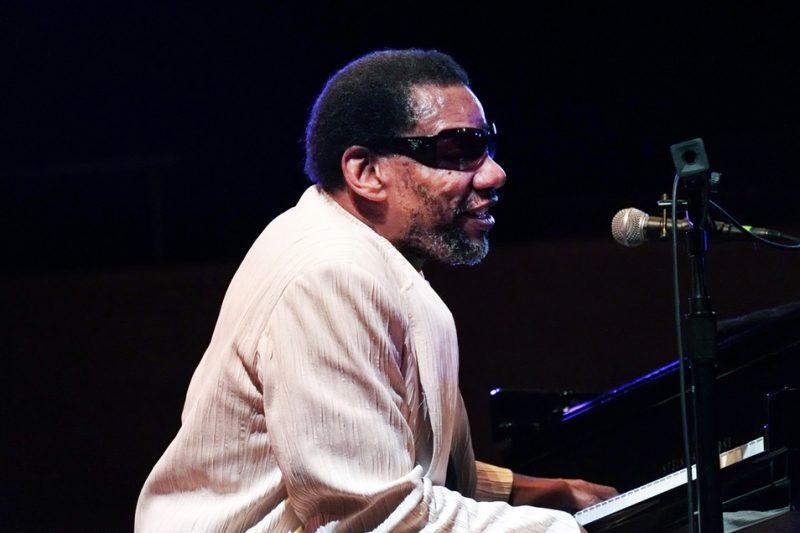 Henry Butler, Chicago Jazz Festival, 2015