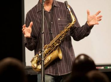 Eric Marienthal Launches Jazz Saxophone School Learning Site