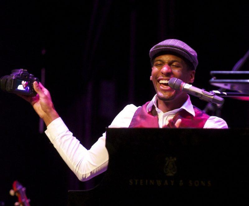 Jon Batiste will perform at the Newport Jazz Festival