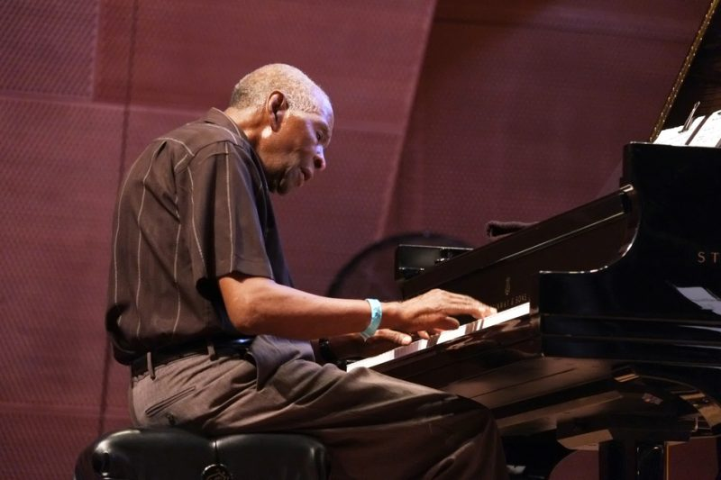 Muhal Richard Abrams, Chicago Jazz Festival, 2015