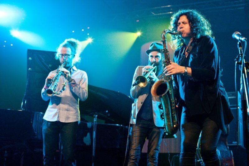 Yuval, Avishai and Anat Cohen, Standard Bank Joy of Jazz Festival, South Africa, 9-15