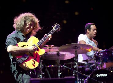 Field Notes: Pat Metheny at the Detroit Jazz Festival