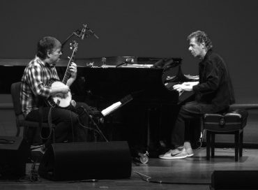 Photos: Chick Corea and Béla Fleck in Virginia