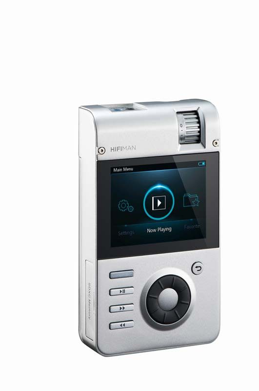 HiFiMan HM901s music player