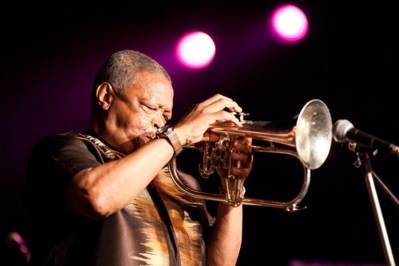 Hugh Masekela, Standard Bank Joy of Jazz Festival, South Africa 9-15