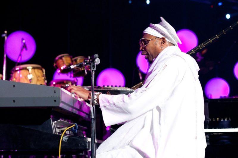 Omar Sosa, Standard Bank Joy of Jazz Festival, South Africa 9-15