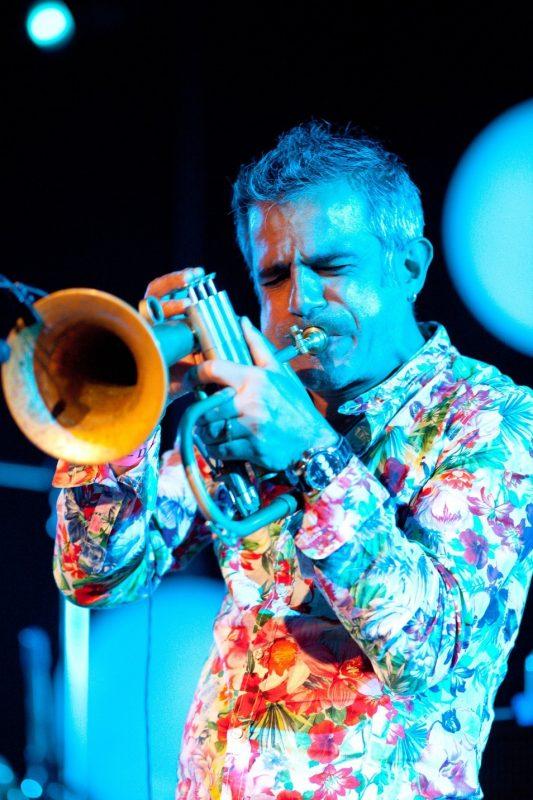 Paolo Fresu, Standard Bank Joy of Jazz Festival, South Africa 9-15