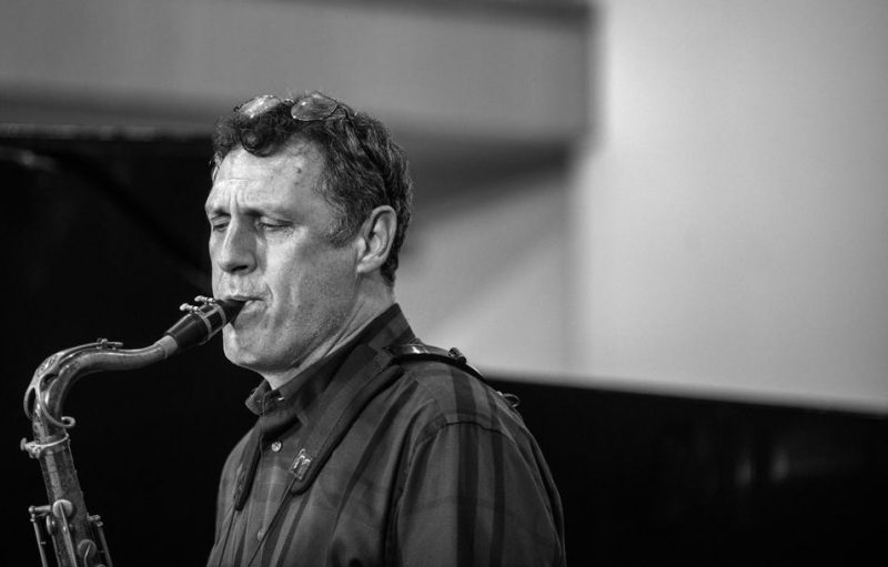 Ralph Bowen performing with Jae Sinnett and friends in Virginia, 9-15
