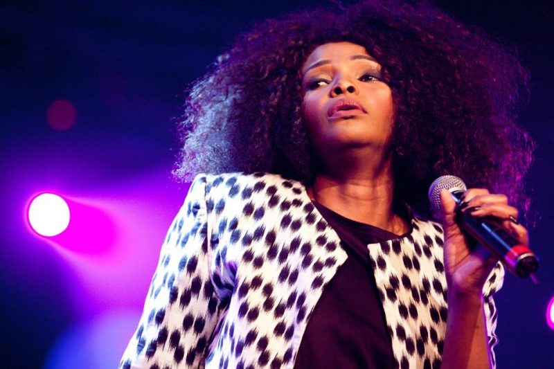 Simphiwe Dana, Standard Bank Joy of Jazz Festival, South Africa 9-15