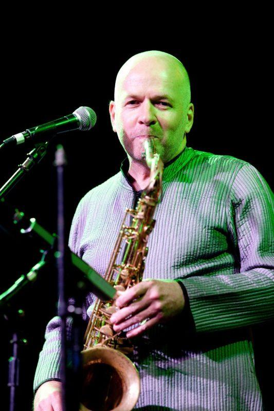 Steven Dyer, Standard Bank Joy of Jazz Festival, South Africa 9-15