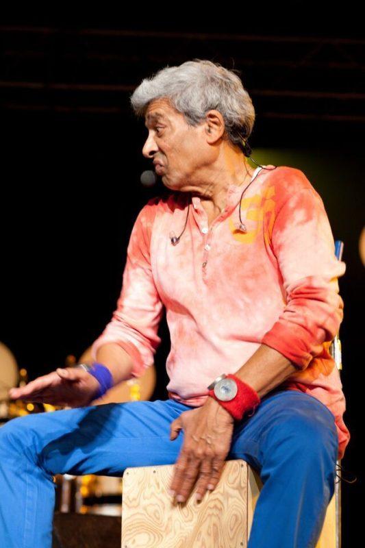 Trilok Gurtu, Standard Bank Joy of Jazz Festival, South Africa 9-15