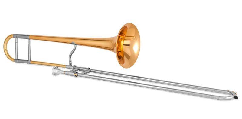 XO Professional Brass 1632RGL-LT lead trombone