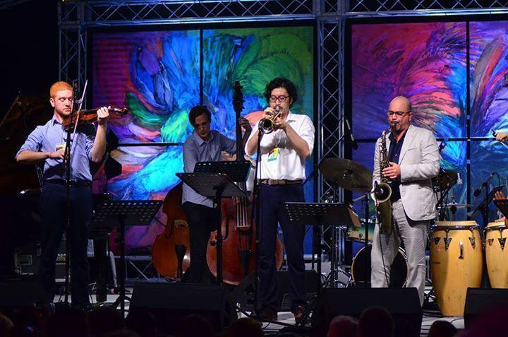 Berklee Global Jazz Institute XIX at the Dominican Republic Jazz Festival, Nov. 2015