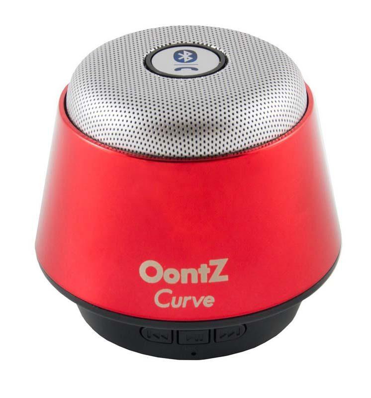 Cambridge SoundWorks  OontZ Curve Bluetooth speaker