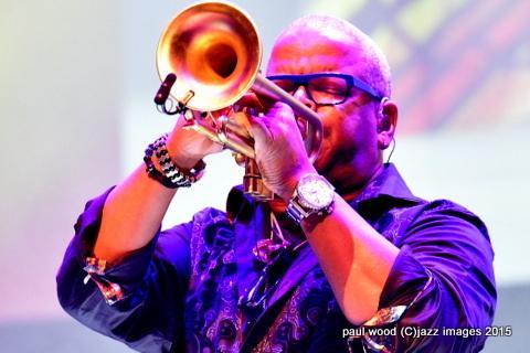 Terence Blanchard, London Jazz Festival, Nov. 2015