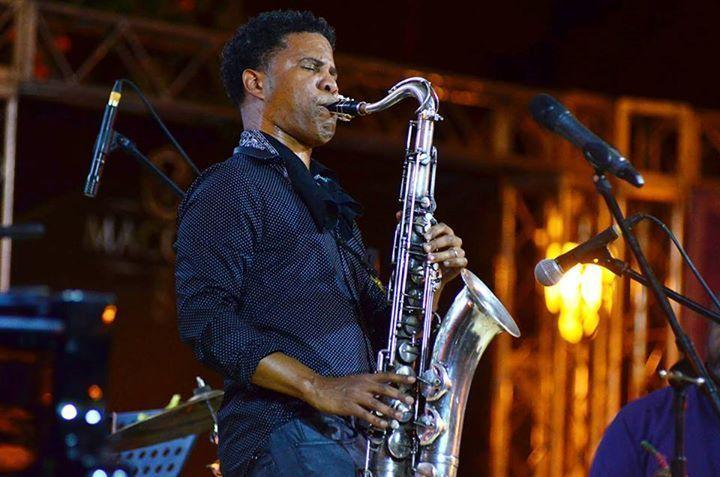 David Sánchez, Dominican Republic Jazz Festival Nov. 2015