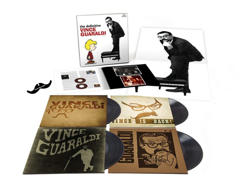 The Definitive Vince Guaraldi box set