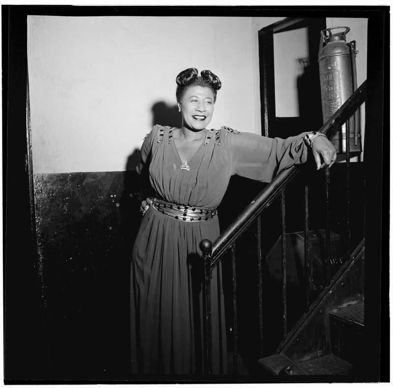 Ella Fitzgerald in 1946