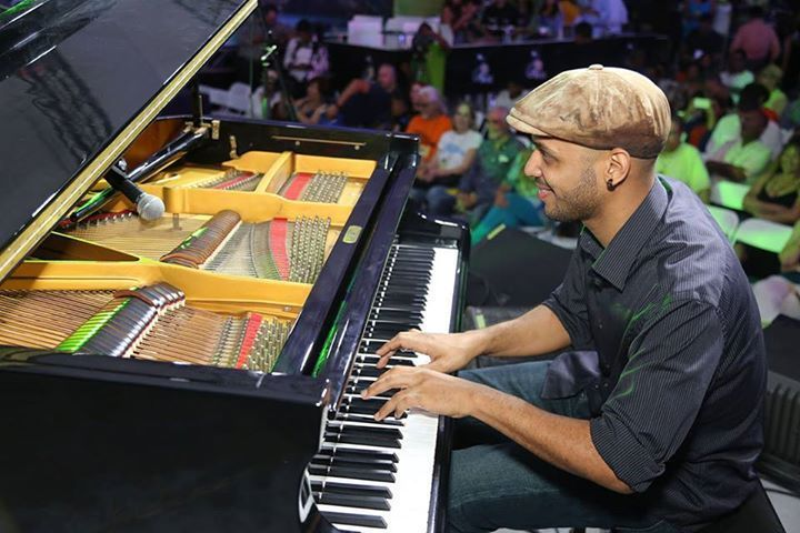 Josean Jacobo, Dominican Republic Jazz Festival Nov. 2015