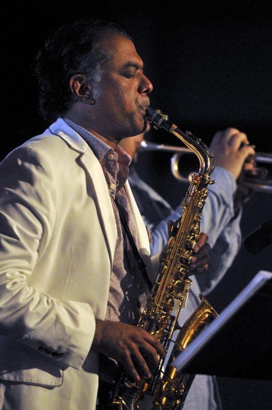 Rudresh Mahanthappa, Monterey Jazz Festival, 2015