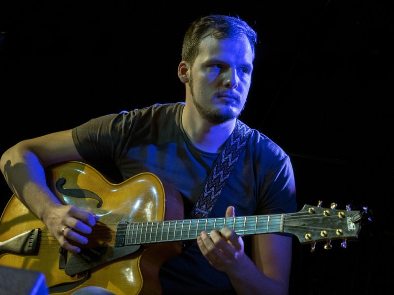 Igor Mišković, Belgrade Jazz Festival, 2015