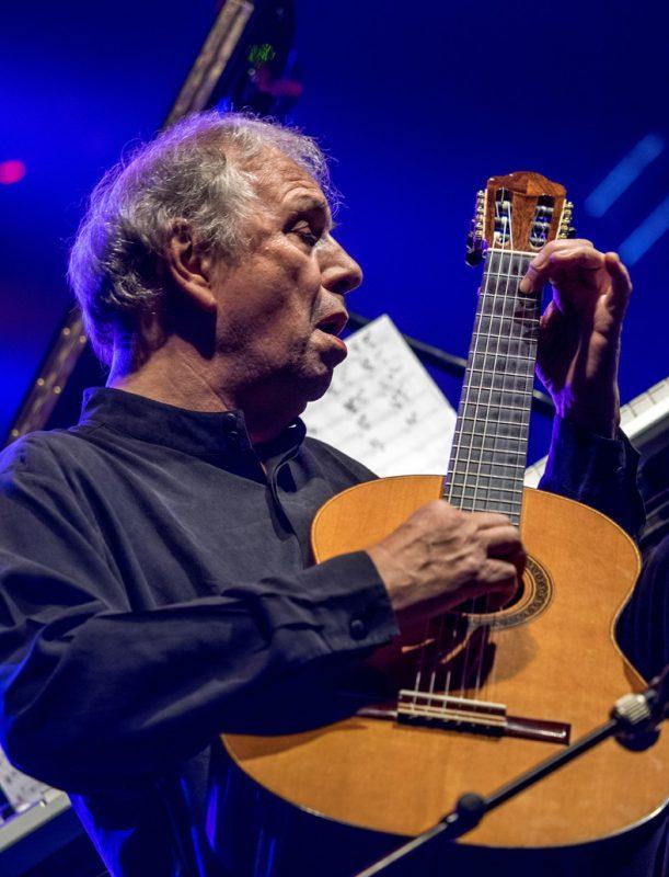 Ralph Towner, Pančevo Jazz Festival, 2015