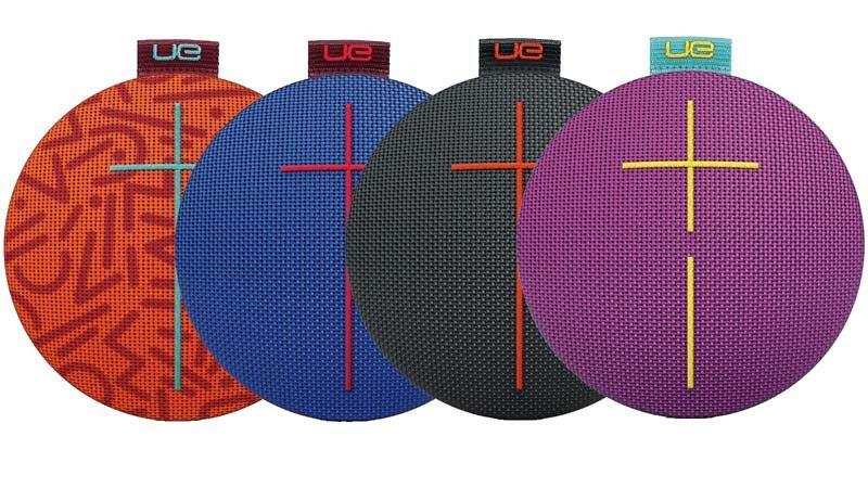 UE Roll Bluetooth speakers