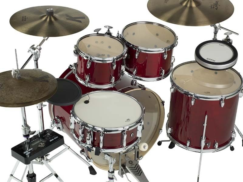 Yamaha Drums DTX502 Hybrid Packs