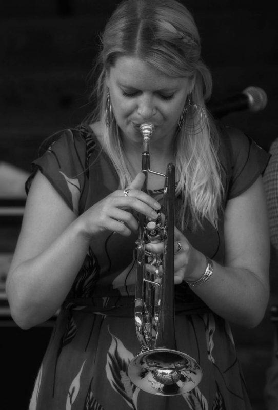 Bria Skonberg, Duck Jazz Festival 2015