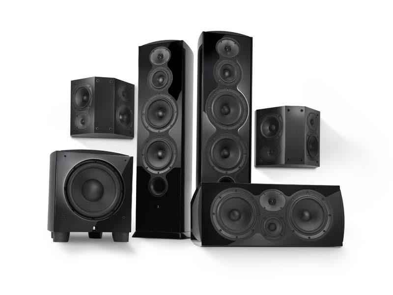 Revel Performa3 speaker series