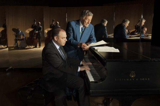 Bill Charlap (left) with Tony Bennett image 0