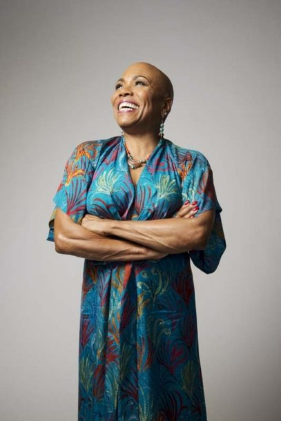 Dee Dee Bridgewater (photo by Greg Miles)