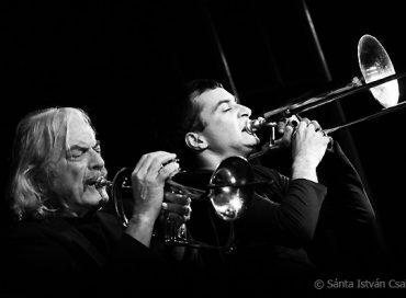 Photo Gallery: Enrico Rava Meets Soupstar in Italy
