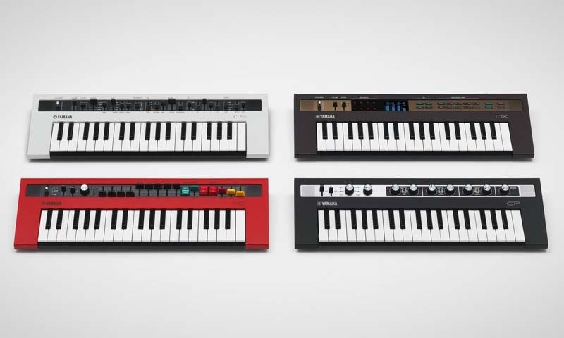 Yamaha Reface Synthesizers