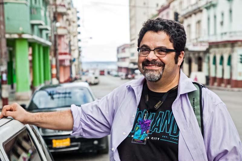 Arturo O'Farrill in Havana in June 2013