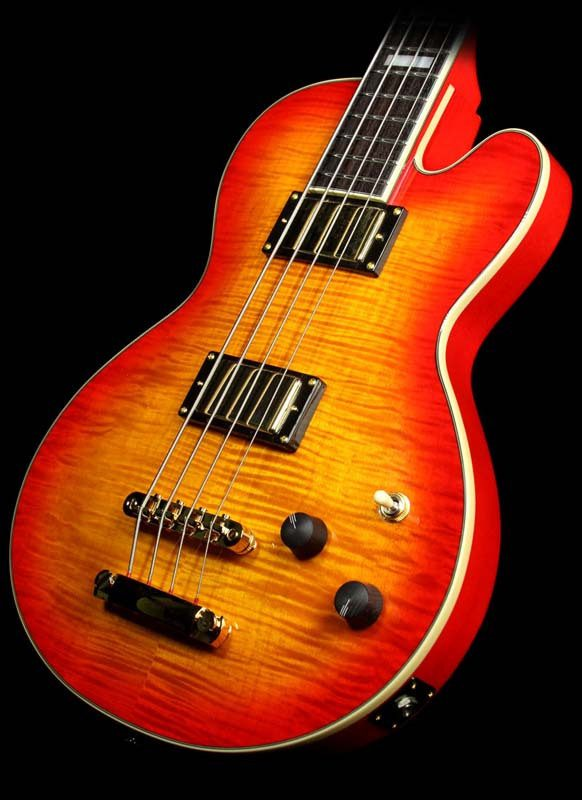 D'Angelico EX-SD bass
