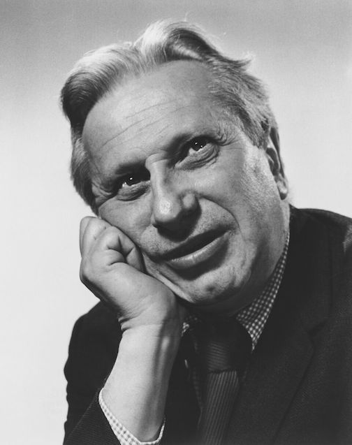 Studs Terkel. Photo courtesy of the Chicago History Museum